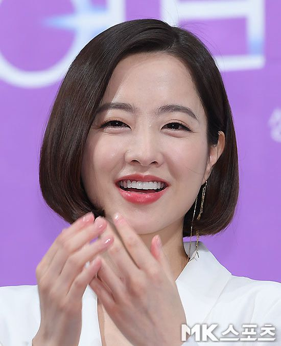 """Họp báo ra mắt """"Abyss"""": Park Bo Young và Ahn Hyo Seop đẹp thật đấy! 5"""