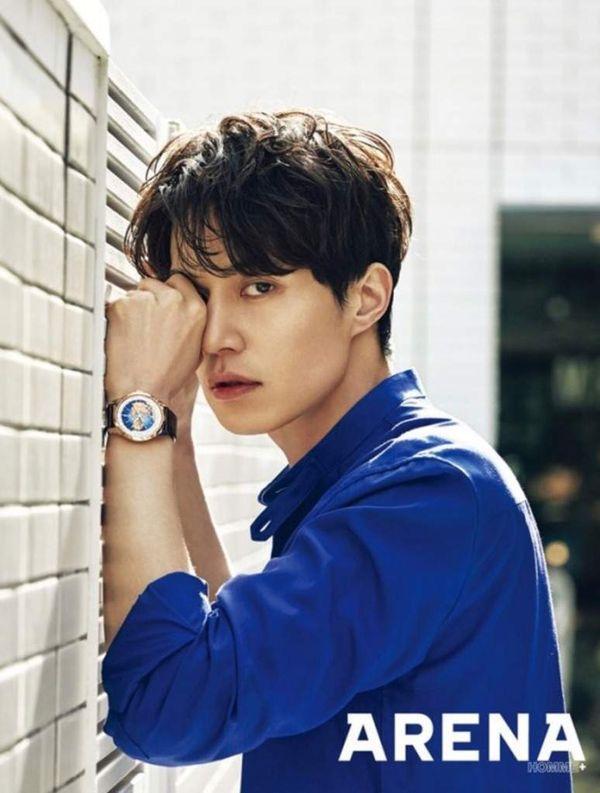 "Lee Dong Wook xác nhận tham gia ""Strangers From Hell"" cùng Im Siwan 5"