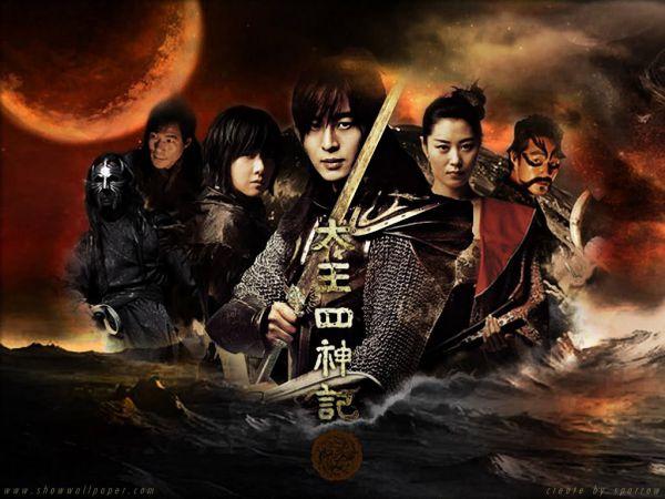 """7 phim cổ trang Hàn Quốc hay nhất gây bão hơn cả """"Arthdal Niên Sử Ký""""12"""