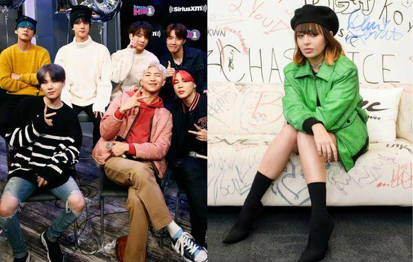 """Charli XCX - Nữ ca sĩ hát cùng Jin, Jimin, JungKook trong """"Dream Glow"""" 2"""