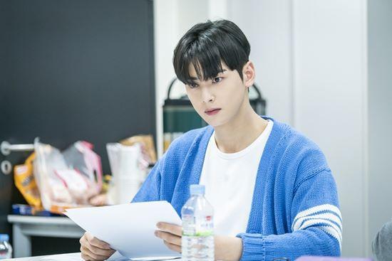 Đọc kịch bản phim, Shin Se Kyung và Cha Eun Woo đẹp tươi rạng ngời 7