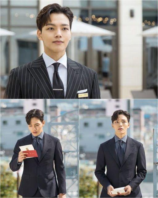 """""""Hotel Del Luna"""" tung poster của IU và Yeo Jin Goo đẹp nhưng ma mị 6"""