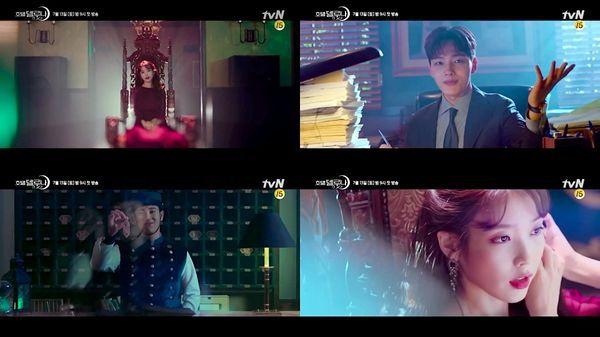 """""""Hotel Del Luna"""" tung Teaser và ảnh mới nhất của IU, Yeo Jin Goo 1"""