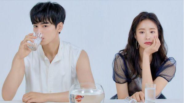Loạt ảnh đẹp quyến rũ không góc chết của Cha Eun Woo trên tạp chí a