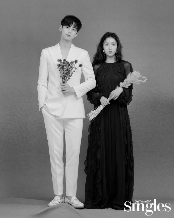 Loạt ảnh đẹp quyến rũ không góc chết của Cha Eun Woo trên tạp chí c