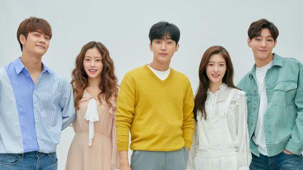 My First First Love 2 của Ji Soo, Jin Young, Kang Tae Oh lên sóng tháng 7 8