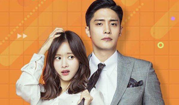 """Phim """"Level Up"""" của Han Bo Reum và Sung Hoon tung Poster đầu tiên 6"""
