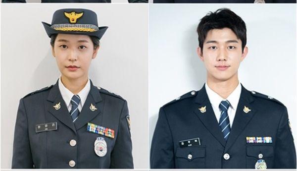 """""""Catch The Ghost"""" của Moon Geun Young tung ảnh đầu tiên của các nhân vật 2"""