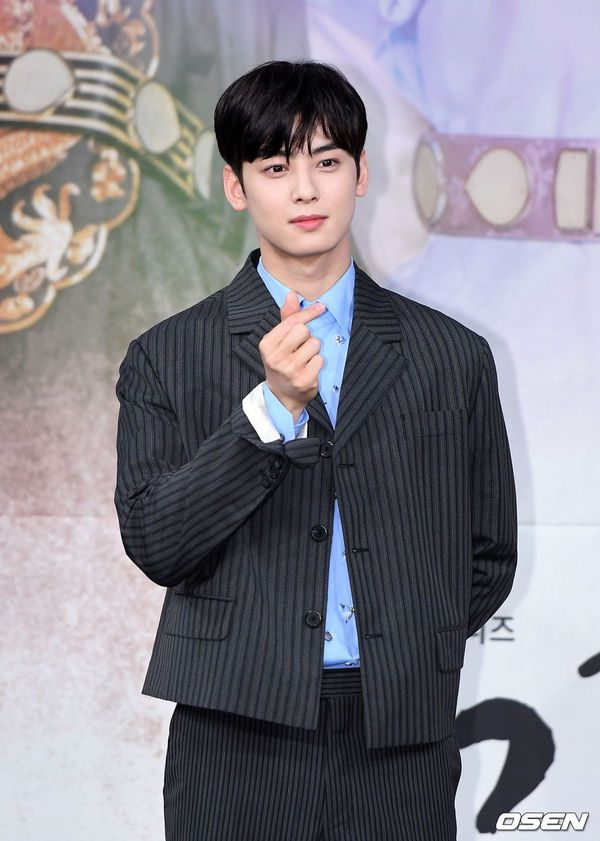 """Dàn diễn viên tham gia họp báo ra mắt """"Rookie Historian Goo Hae Ryung""""3"""