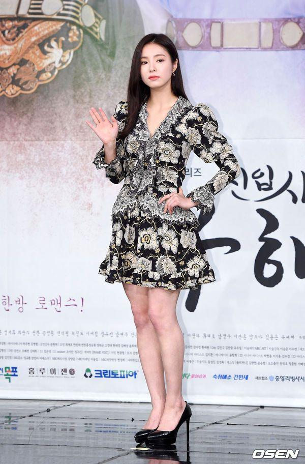 """Dàn diễn viên tham gia họp báo ra mắt """"Rookie Historian Goo Hae Ryung""""6"""