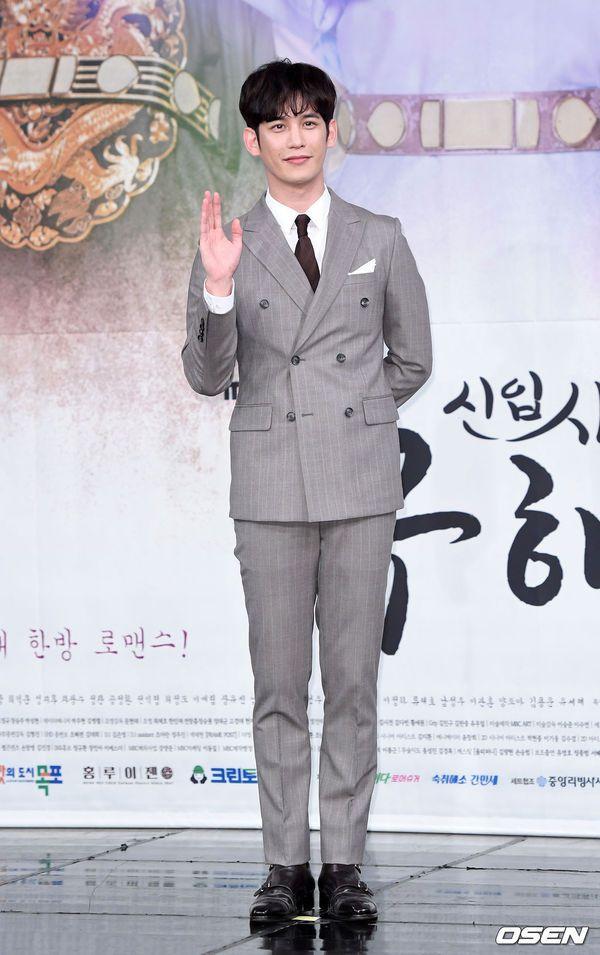 """Dàn diễn viên tham gia họp báo ra mắt """"Rookie Historian Goo Hae Ryung""""7"""