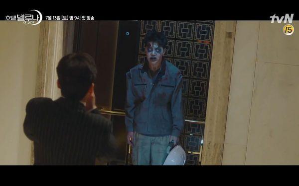 """Thả thính Highlight dài 5 phút của """"Hotel Del Luna"""" hé lộ nội dung phim 17"""