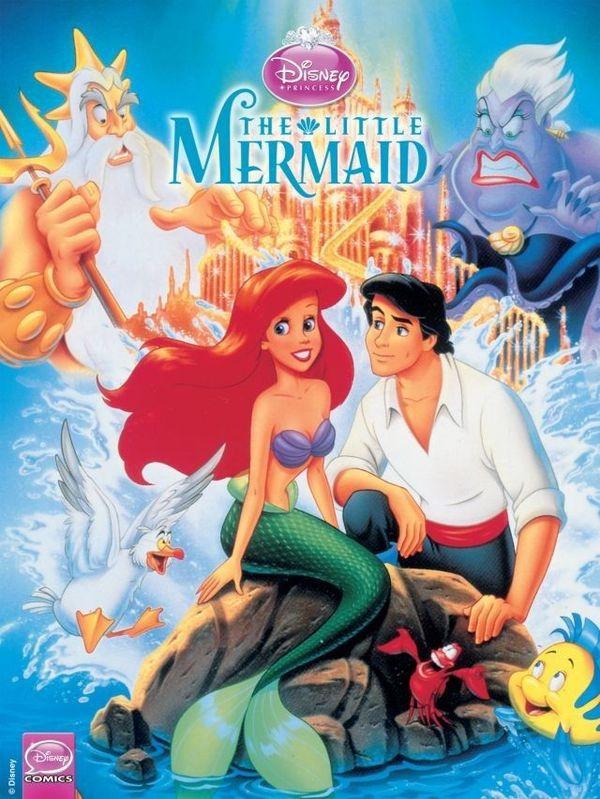 Knet phản đối khi fan đề nghị Jimin (BTS) vào vai Hoàng tử Eric 'The Little Mermaid' 1