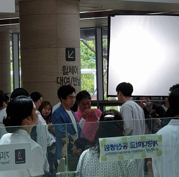 """""""Melting Me Softly"""" của Ji Chang Wook lộ ảnh phim trường đầu tiên 6"""