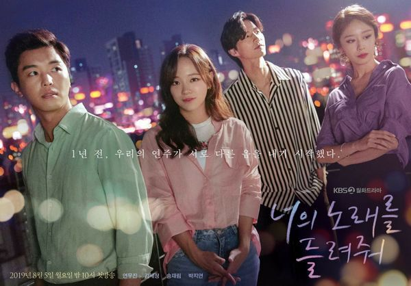 "Park Ji Yeon (T-ara) cực kỳ thần thái trong phim ""I Wanna Hear Your Song""1"