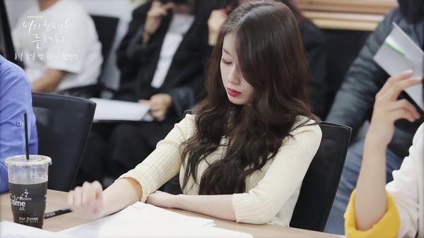 "Park Ji Yeon (T-ara) cực kỳ thần thái trong phim ""I Wanna Hear Your Song""15"