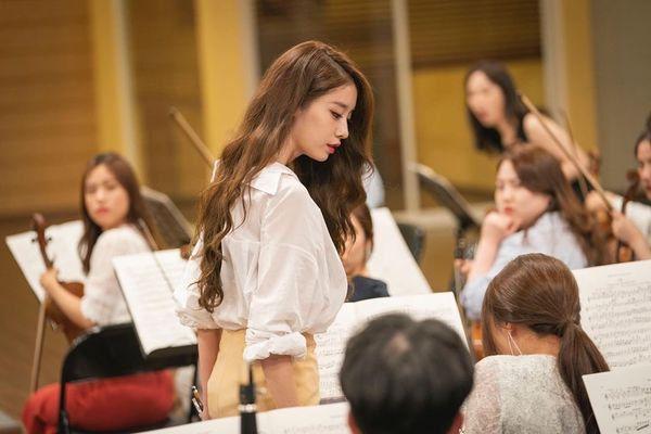 "Park Ji Yeon (T-ara) cực kỳ thần thái trong phim ""I Wanna Hear Your Song""4"