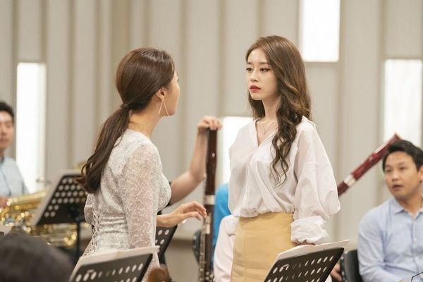 "Park Ji Yeon (T-ara) cực kỳ thần thái trong phim ""I Wanna Hear Your Song""5"