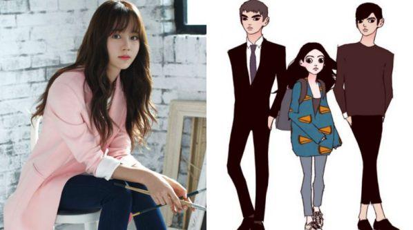 """Phim """"Love Alarm"""" nhá ảnh đầu tiên của Kim So Hyun và Song Kang 6"""