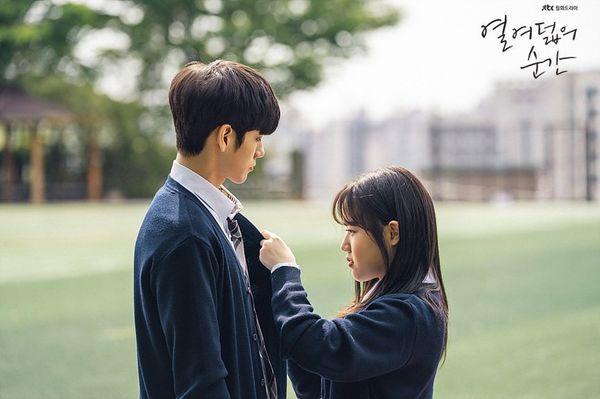 """Rating phim Hàn 22/7: """"Moments of 18 - Khoảnh Khắc Tuổi 18"""" khá cao 1"""