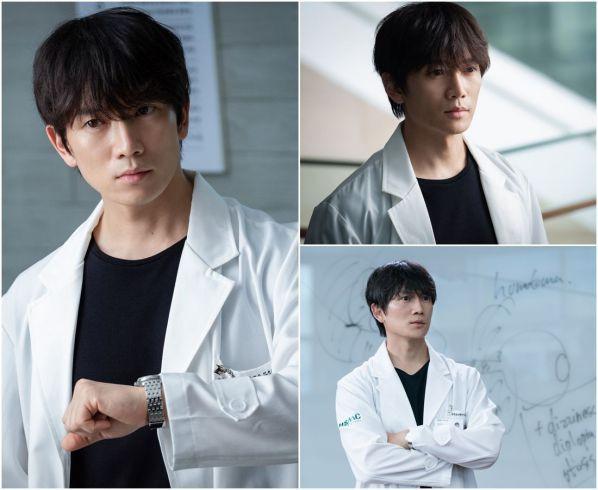 Sau 2 tập, Doctor John (Bác Sĩ Yo Han) của Ji Sung rất được khen ngợi 4