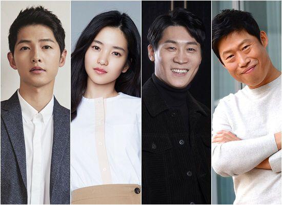 """Song Joong Ki bắt tay vào quay """"Lightning Ship"""" bắt đầu từ ngày 3/7 6"""