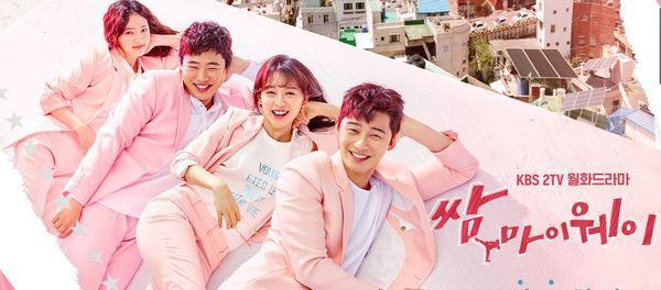 Top phim Hàn hay và có cặp đôi chính chênh lệch chiều cao đáng yêu 12