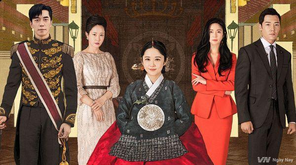 Top phim Hàn hay và có cặp đôi chính chênh lệch chiều cao đáng yêu 14