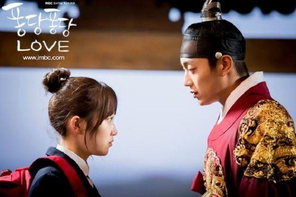 Top phim Hàn hay và có cặp đôi chính chênh lệch chiều cao đáng yêu 3