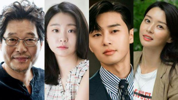 """Ahn Bo Hyun tham gia """"Itaewon Class"""" đối đầu cùng Park Seo Joon 2"""