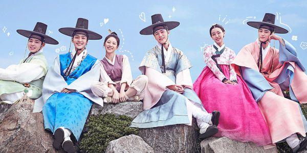 """Có nên xem """"Flower Crew: Joseon Marriage Agency"""" của Park Ji Hoon? 1"""