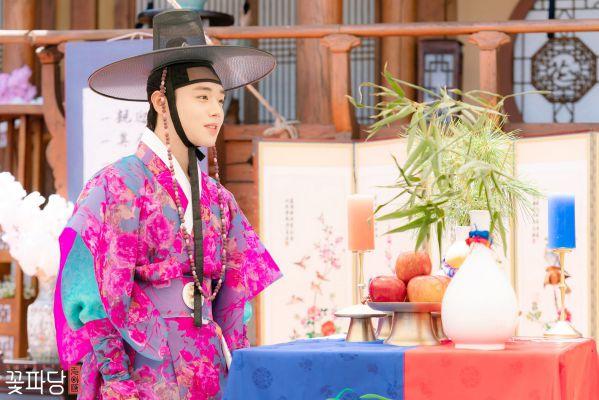 """Có nên xem """"Flower Crew: Joseon Marriage Agency"""" của Park Ji Hoon? 9"""