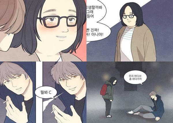 Danh sách 23 phim bộ Hàn Quốc chuyển thể từ webtoon lên sóng 2019 16