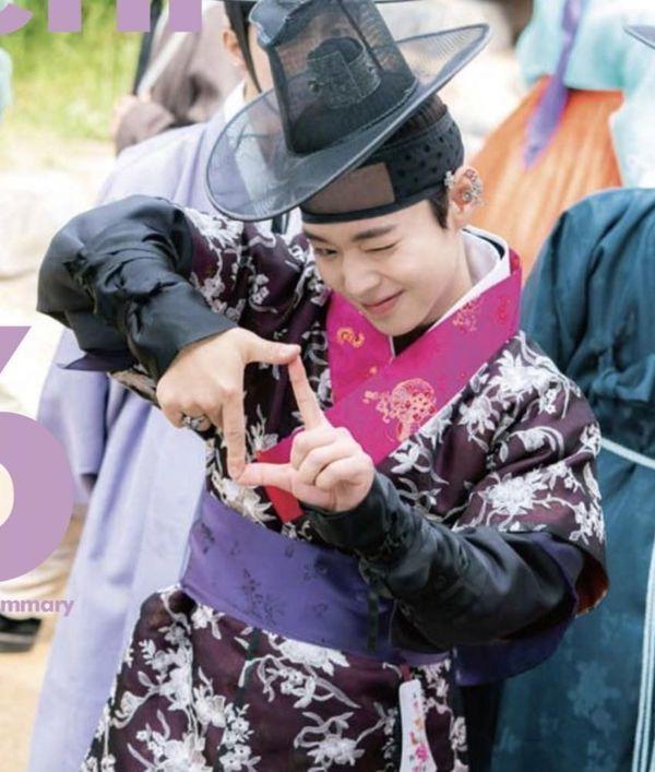 """Flower crew: Joseon Marriage Agency"": Park Ji Hoon mặc hanbok này 3"