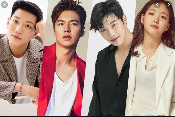 """Lịch lên sóng phim """"The King: The Eternal Monarch"""" của Lee Min Ho 6"""