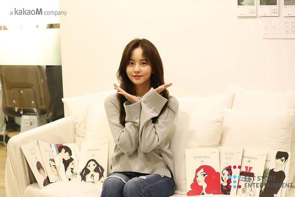 """""""Love Alarm"""" của Kim So Hyun tung Poster đặc biệt, liệu sẽ có phần 2? 8"""