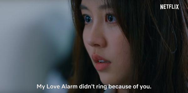 """Love Alarm"" của Kim So Hyun tung Trailer chuyện ""tình tay ba"" éo le8"