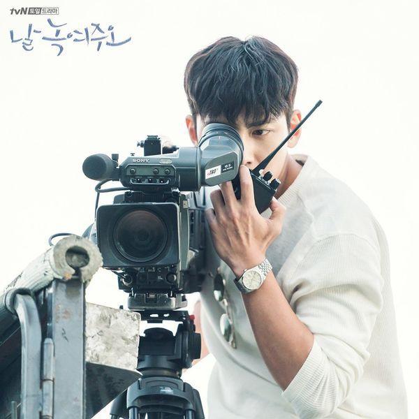 """""""Melting Me Softly"""" của Ji Chang Wook, Won Jin A phát hành Poster đầu tiên 2"""