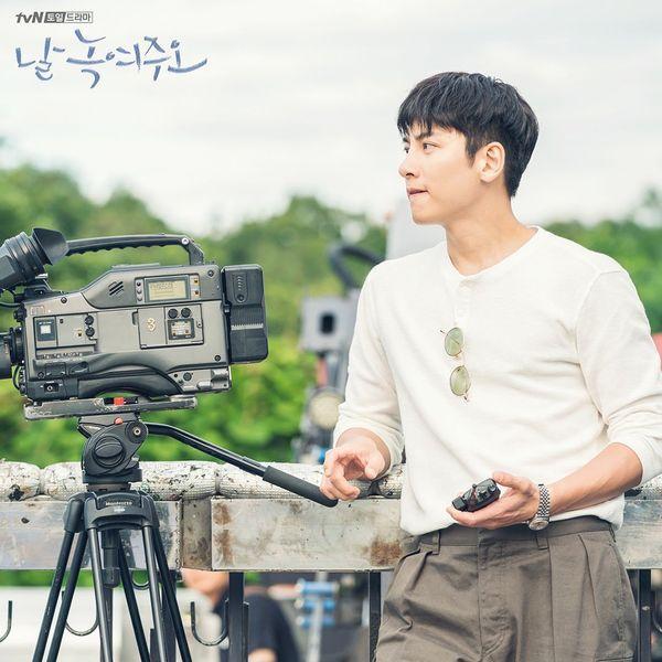"""""""Melting Me Softly"""" của Ji Chang Wook, Won Jin A phát hành Poster đầu tiên 3"""