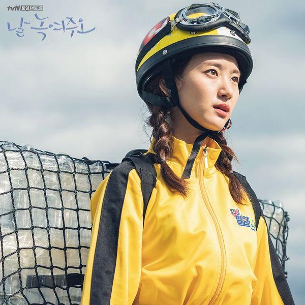"""""""Melting Me Softly"""" của Ji Chang Wook, Won Jin A phát hành Poster đầu tiên 4"""