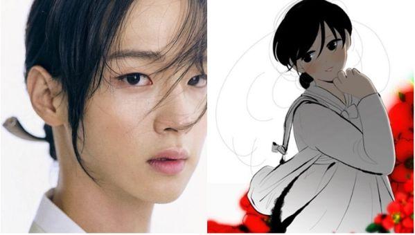 """""""Mung Bean Chronicles"""" của Kim So Hyun phát hành Poster đầu tiên 6"""