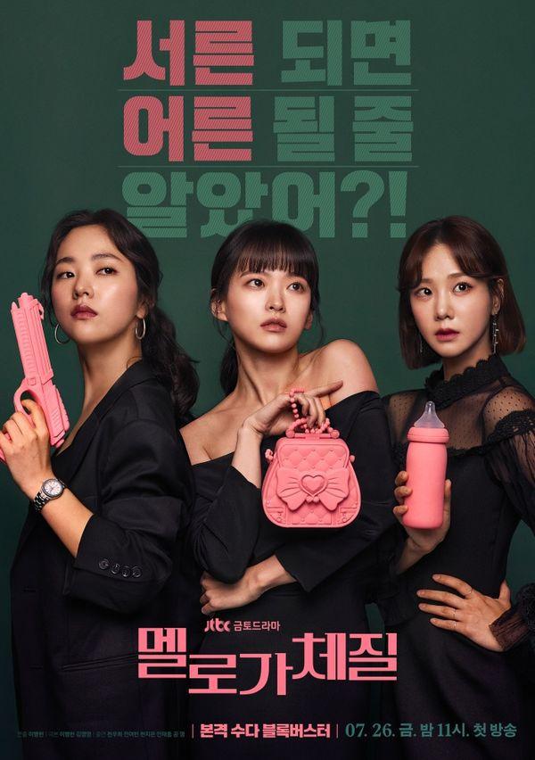 Top 10 phim Hàn được tìm kiếm nhiều nhất tuần 3 tháng 8 trên Naver 4