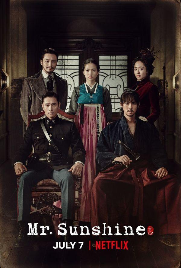 Top 10 phim Hàn được tìm kiếm nhiều nhất tuần 3 tháng 8 trên Naver 9
