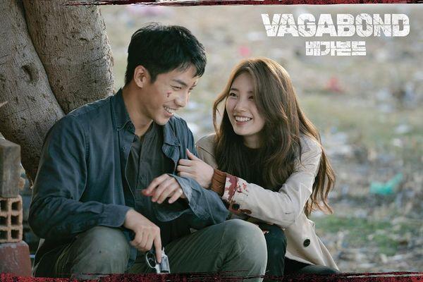 'Vagabond' tung Poster đầu tiên ấn định ngày lên sóng ngày 20/9 4