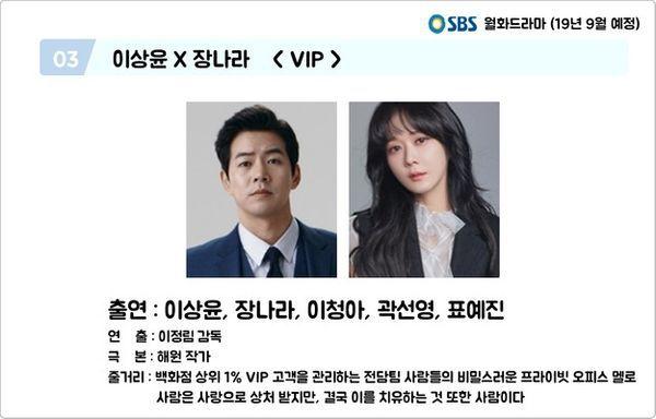 """""""VIP"""" của Jang Nara và Lee Sang Yoon tung Teaser đầu tiên đầy bí ẩn 17"""