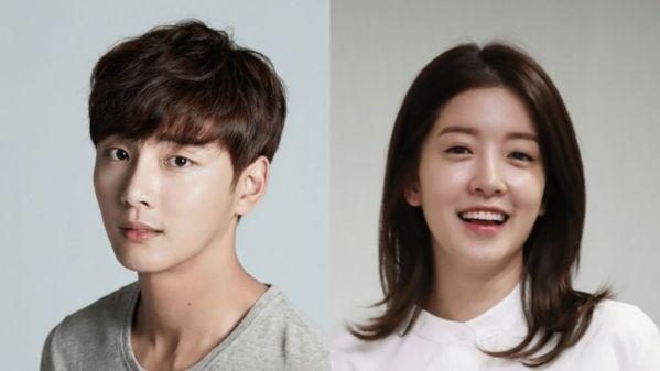 """Yoon Shi Yoon và Jung In Sun đóng chính trong phim """"Psychopath Diary""""5"""
