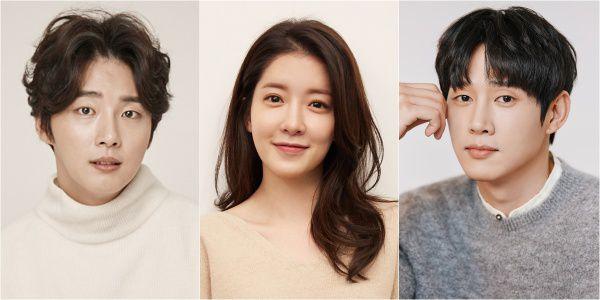 """Yoon Shi Yoon và Jung In Sun đóng chính trong phim """"Psychopath Diary""""1"""