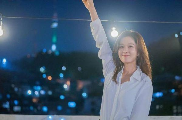"""Ngắm bộ ảnh cưới lung linh của Jang Nara và Lee Sang Yoon trong """"VIP"""" 10"""
