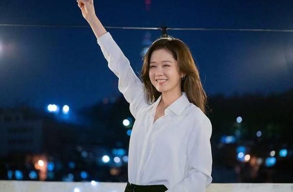 """Ngắm bộ ảnh cưới lung linh của Jang Nara và Lee Sang Yoon trong """"VIP"""" 11"""