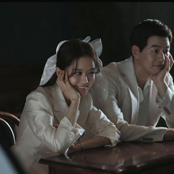 """Ngắm bộ ảnh cưới lung linh của Jang Nara và Lee Sang Yoon trong """"VIP"""" 6"""